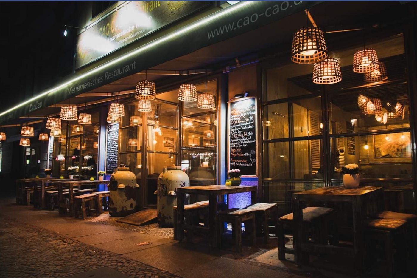 Restaurant - Cao Cao - Restaurant